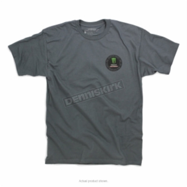 Pro Circuit Charcoal Patch T-Shirt - 6411560-010