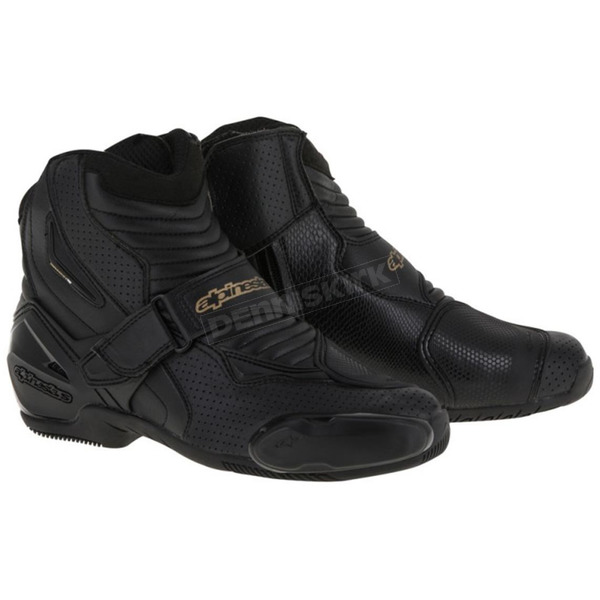 Alpinestars Women's Black Stella SMX-1R Boot - 2224616-185-36