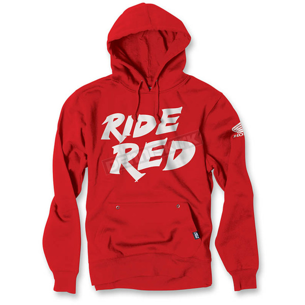 Factory Effex Youth Red Honda Hoody - 19-83322