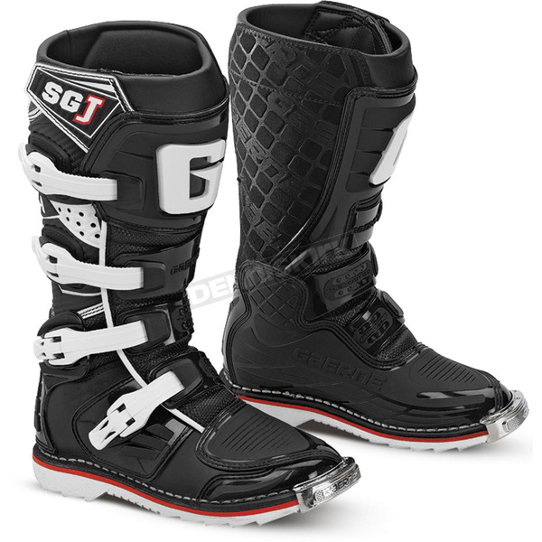 Gaerne Youth Black SG-J Boots - 2166-001-05