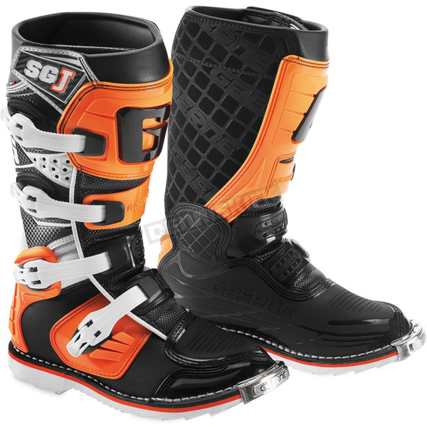 Gaerne Youth Orange/Black SG-J Boots - 2166-018-04