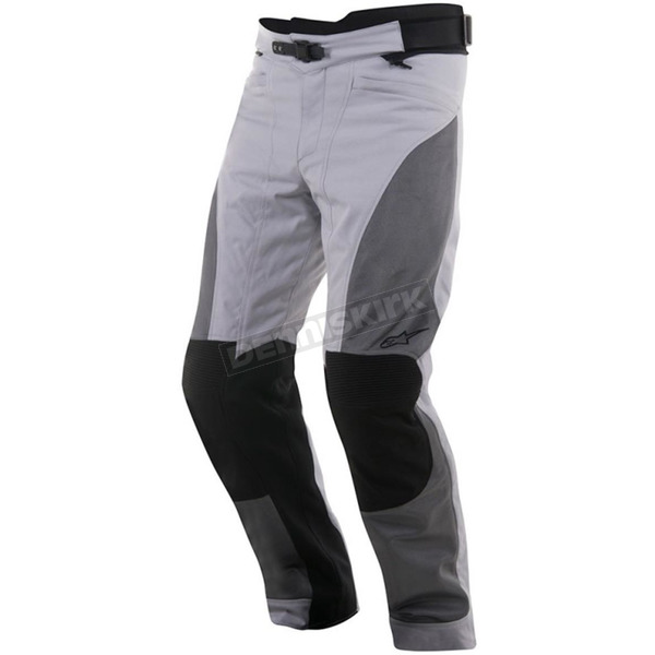 Alpinestars Light Gray/Dark Gray Sonoran Air Drystar OverPants - 3226616-922-M