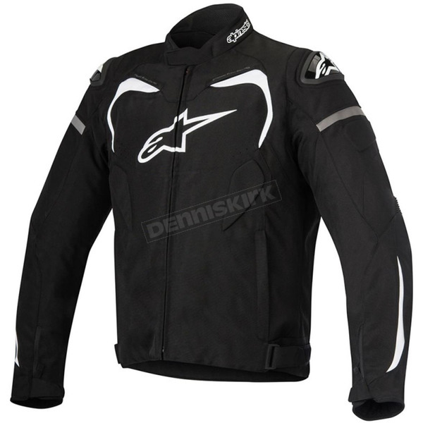 Alpinestars Black T-GP Pro Textile Jacket - 3305016-10-3XL