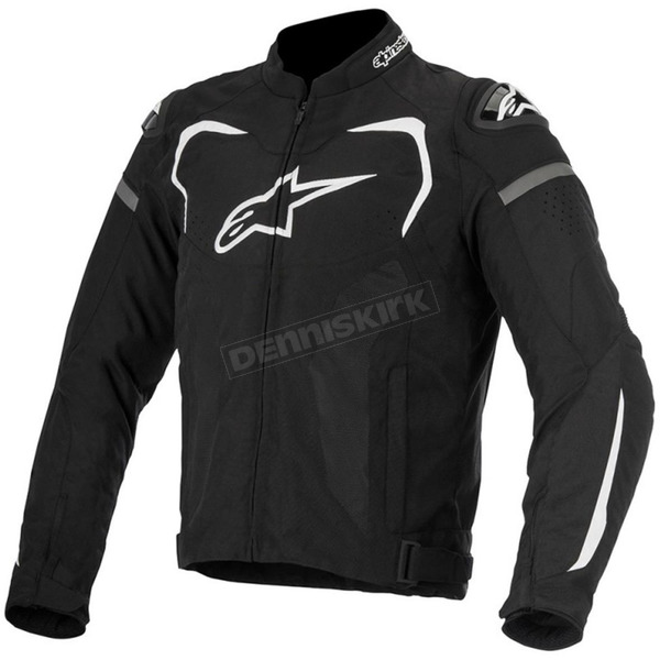 Alpinestars Black T-GP Pro Air Textile Jacket - 3305116-10-S