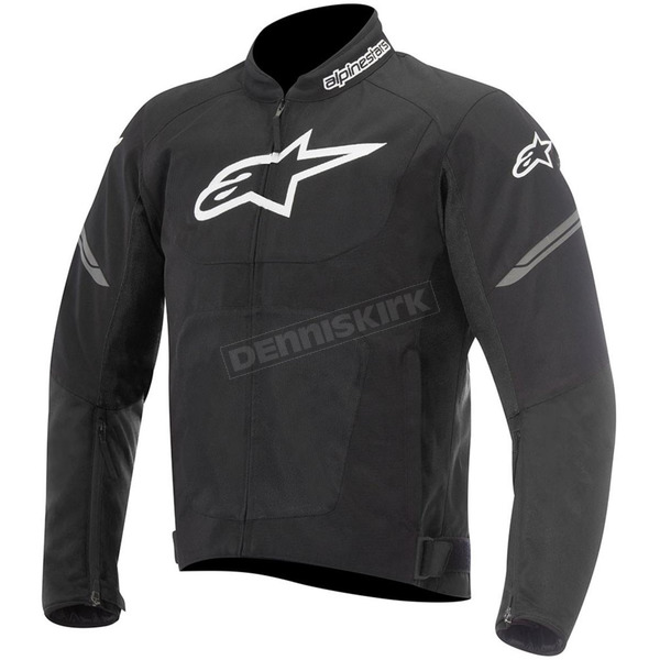 Alpinestars Black Viper Air Textile Jacket - 3302716-10-2XL