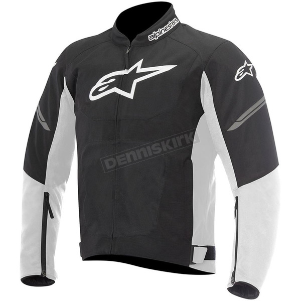 Alpinestars Black/White Viper Air Textile Jacket - 3302716-12-2XL