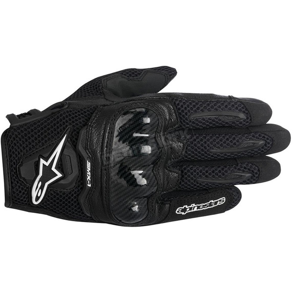 Alpinestars Black SMX-1 Air Glove - 3570516-10-M