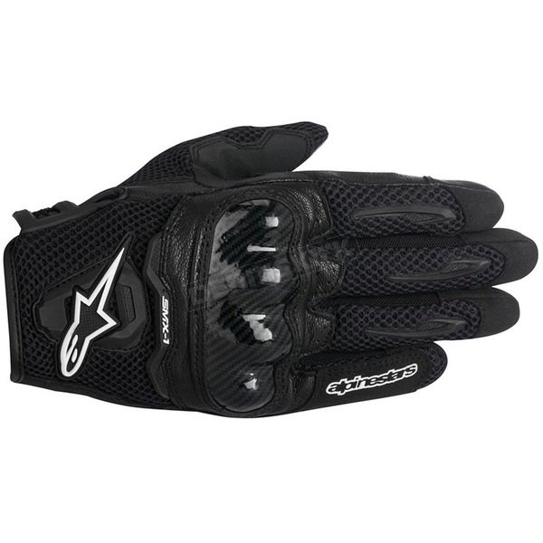 Alpinestars Women's Black Stella SMX-1 Air Glove - 3590516-10-XS