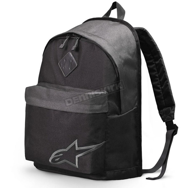 Alpinestars Black/Charcoal Starter Backpack - 1016910011018