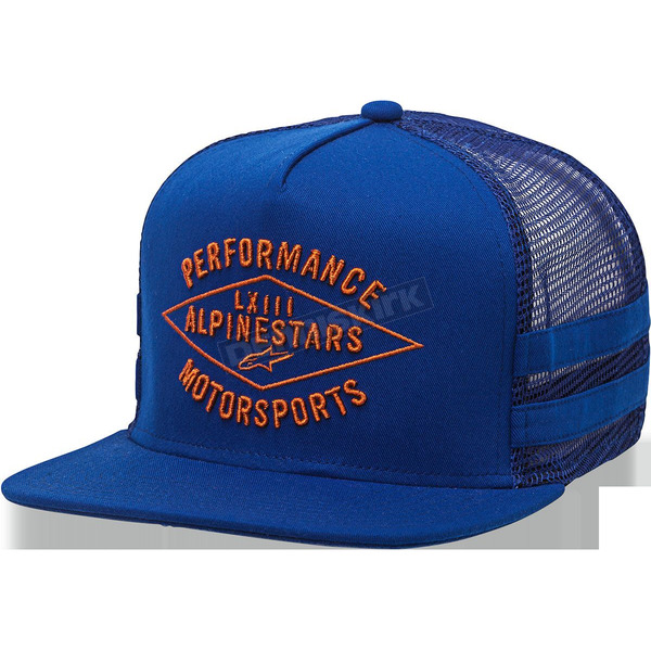 Alpinestars Blue Expedition Hat - 10168102870