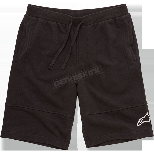 Alpinestars Black Spin Shorts  - 10452305410L