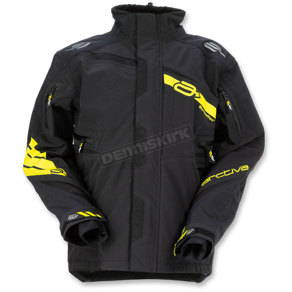 Arctiva Black Vibe Shell Jacket - 3120-1559