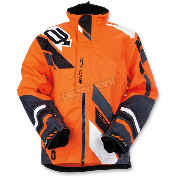 Arctiva Orange Comp RR Shell Jacket - 3120-1608
