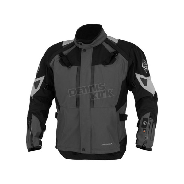 Firstgear Black Kilimanjaro Textile Jacket - 510765