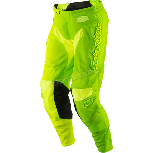 Troy Lee Designs Youth Fluorescent Yellow GP Air 50/50 Pants - 206129506