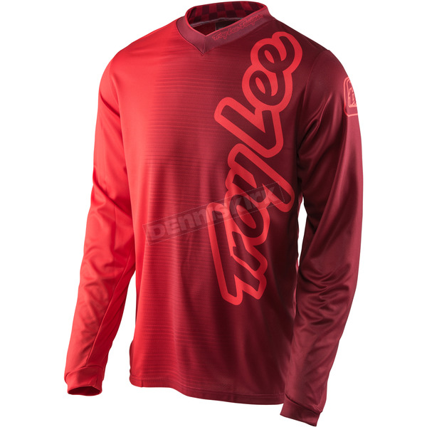 Troy Lee Designs Red GP 50/50 Jersey - 307129404
