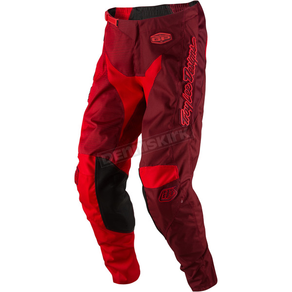 Troy Lee Designs Red GP 50/50 Pants - 207129406