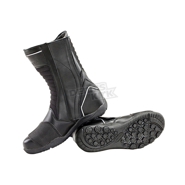 Joe Rocket Black Meteor FX Boots - 1515-0010