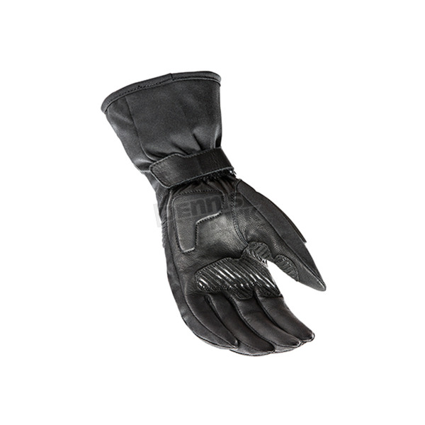 Joe Rocket Black Fusion Gloves - 1557-1005