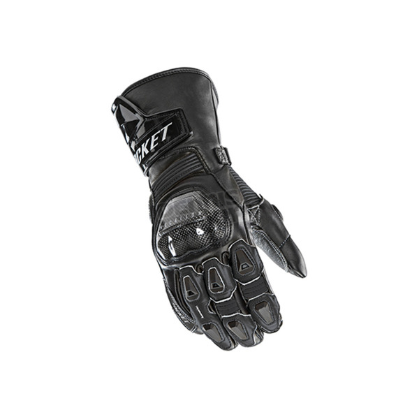 Joe Rocket Black GPX Gloves - 1636-2002