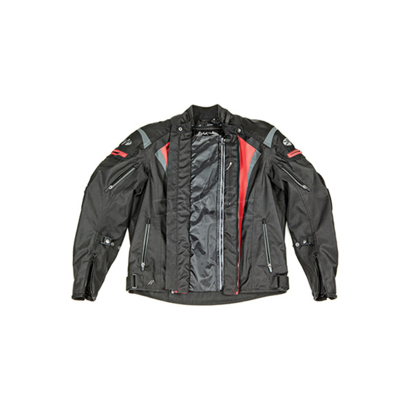 Joe Rocket Black/Red Atomic 5.0 Jacket - 1651-5107