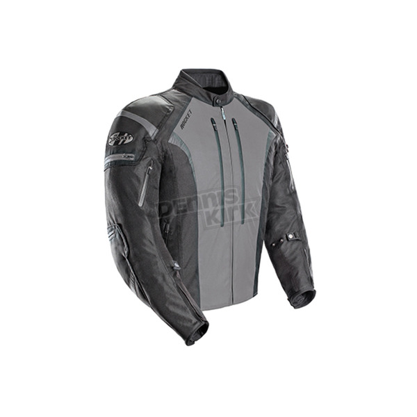 Joe Rocket Black/Gray Atomic 5.0 Jacket - 1651-5506