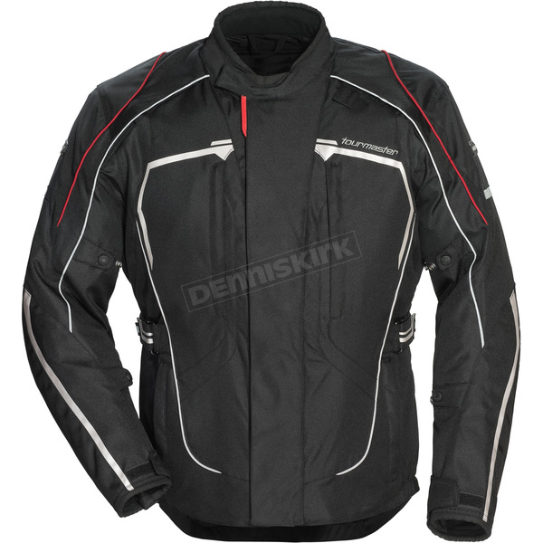 Tour Master Black Advanced Jacket - 8736-0105-10