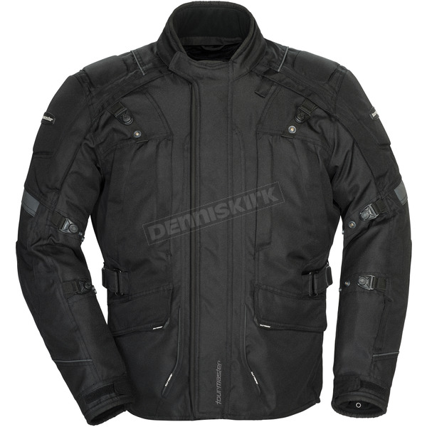 Tour Master Black Transition 4 Jacket - 8777-0405-19