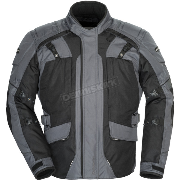 Tour Master Gunmetal/Black Transition 4 Jacket - 8777-0417-09