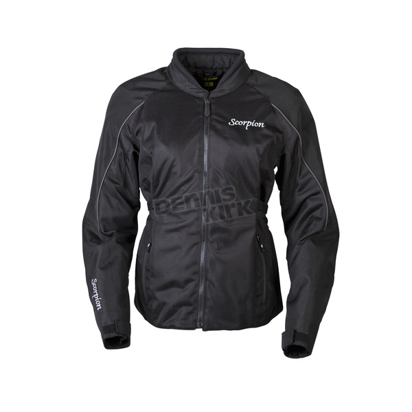 Scorpion Womens Black Maia Jacket - 51403-5
