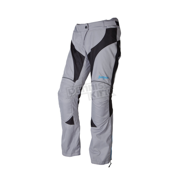 Scorpion Womens Gray Maia Pants - 5453-3