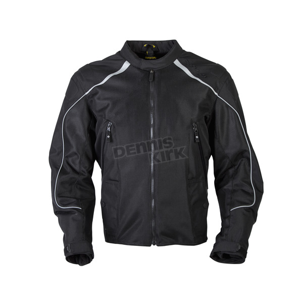Scorpion Black Ascendant Jacket - 14001-3