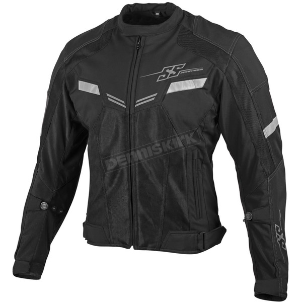 Speed and Strength Black Power and The Glory Mesh Jacket - 879723