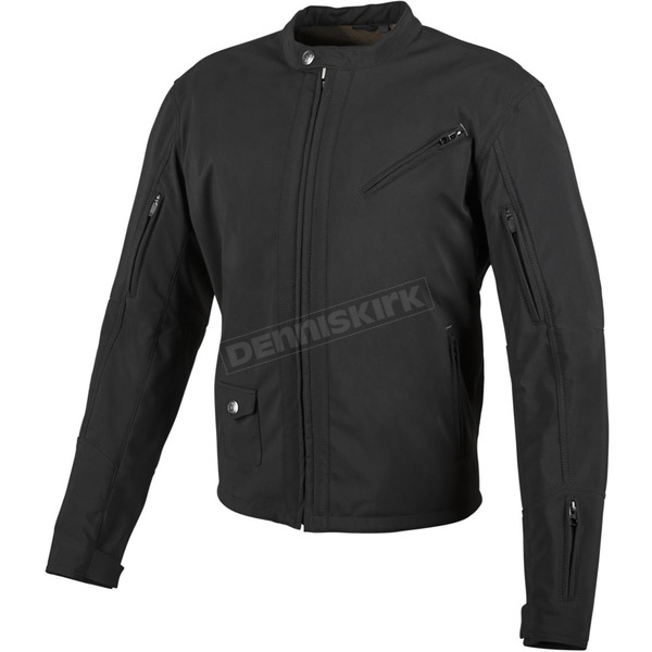 Speed and Strength Back in Black Textile Jacket - 879746