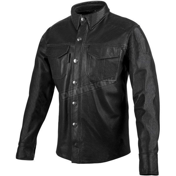 Speed and Strength Leather Moto Killswitch Shirt - 879774