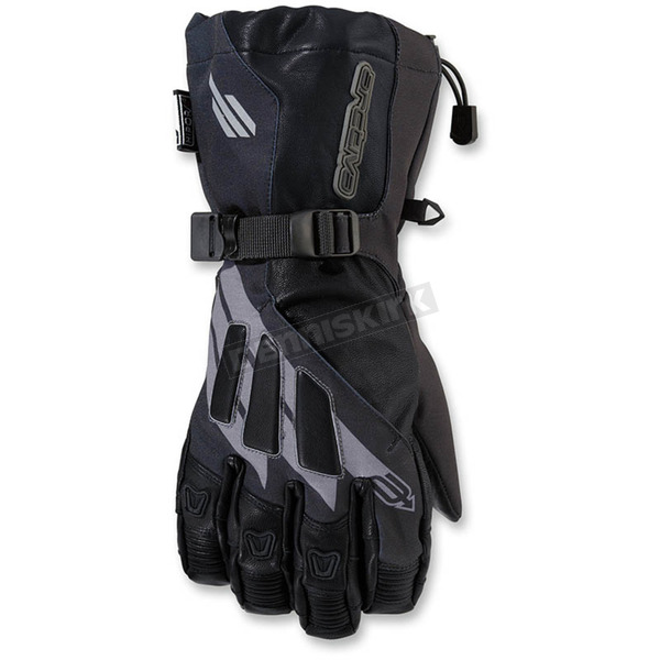 Arctiva Black Meridian Gloves - 3340-1094