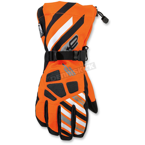 Arctiva Orange Ravine Glove - 3340-1132