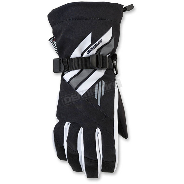 Arctiva Women's Black Sky Gloves - 3341-0354