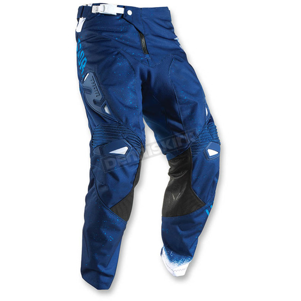 Thor Blue/Navy Fuse Objective Pants - 2901-5733