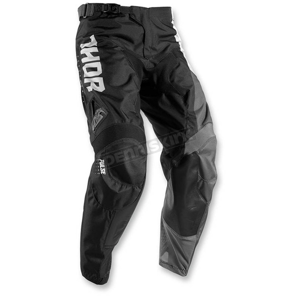 Thor White/Black Pulse Aktiv Pants - 2901-5771