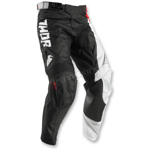 Thor Red/Black Pulse Aktiv Pants - 2901-5778