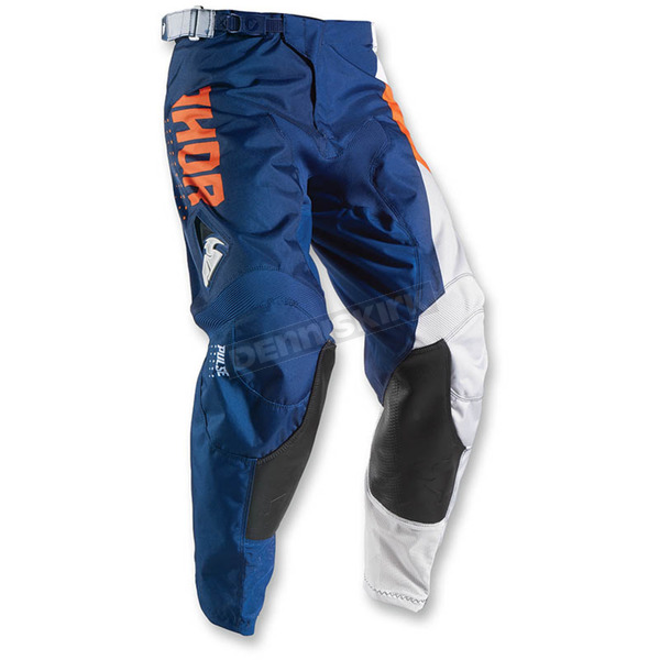 Thor Orange/Navy Pulse Aktiv Pants - 2901-5793