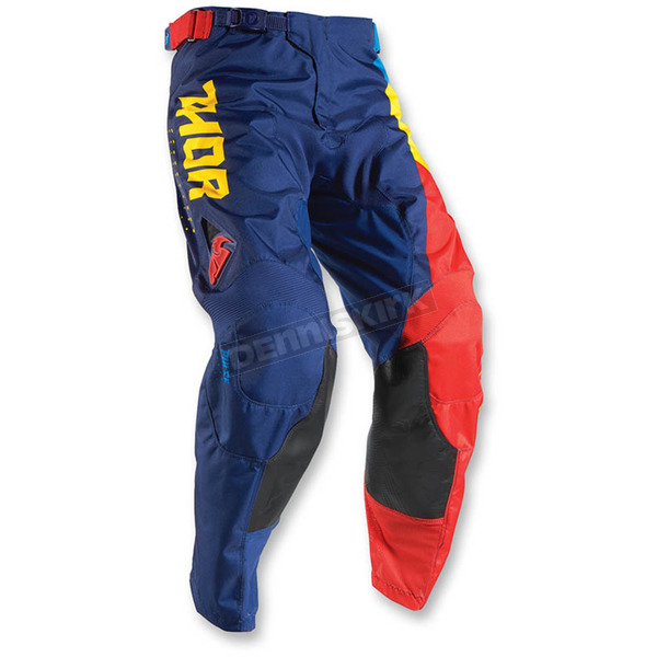Thor Multi Color Pulse Aktiv Pants  - 2901-5802
