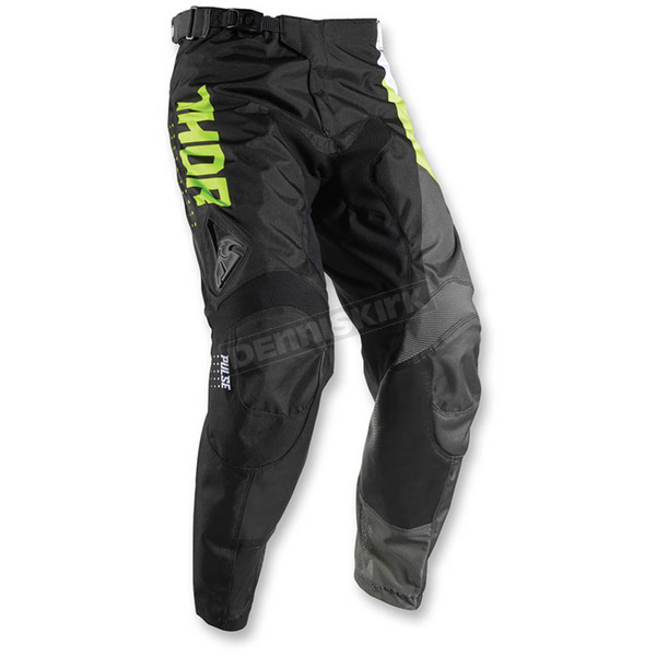 Thor Lime/Black Pulse Aktiv Pants - 2901-5808