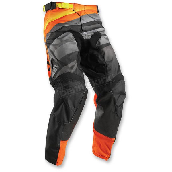 Thor Black/Orange Pulse Velow Pants - 2901-5849