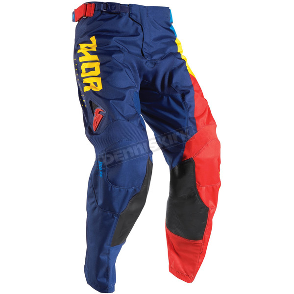Thor Youth Multi Color Pulse Aktiv Pants - 2903-1446
