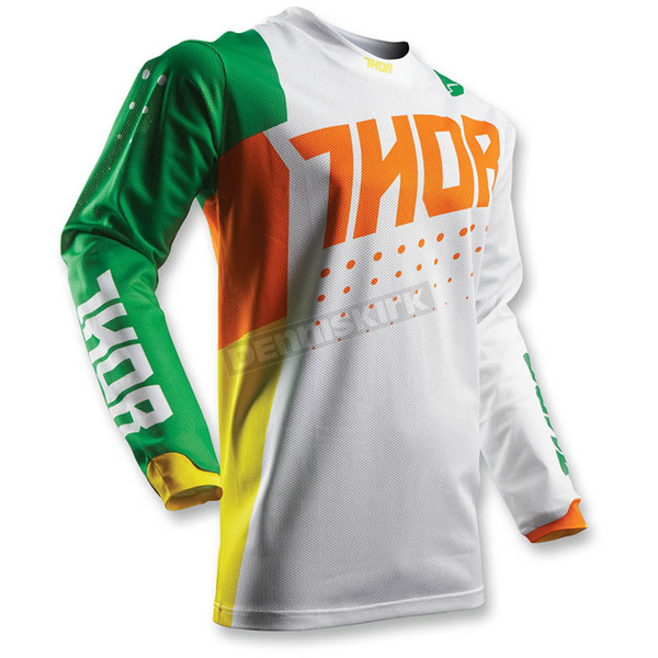 Thor Youth Cactus Pulse Air Aktiv Jersey - 2912-1382