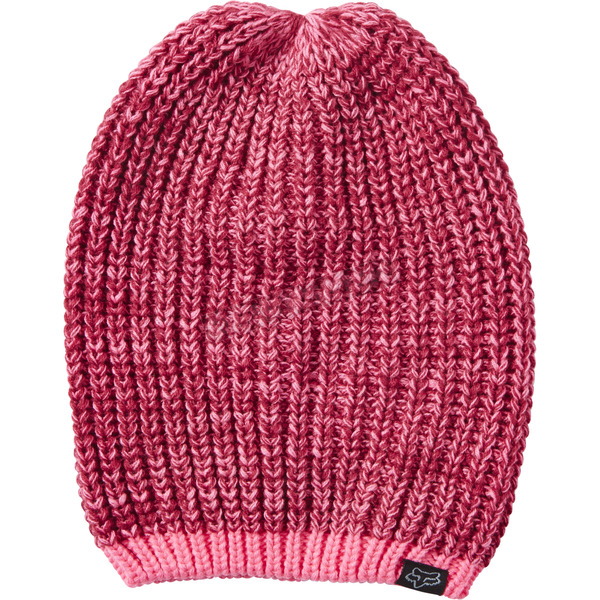 Fox Women's Neon Pink Process Beanie - 17497-065-OS