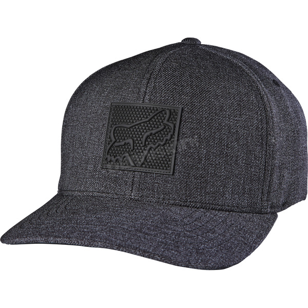 Fox Black Mutter FlexFit Hat - 17657-001-L/XL
