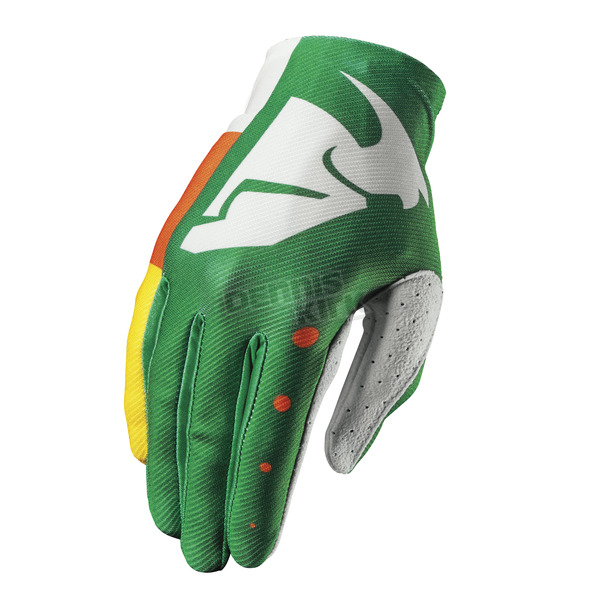 Thor Youth Cactus Void Aktiv Gloves - 3332-1078